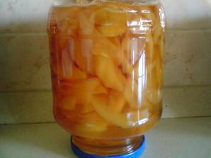 Варенье из зеленых персиков - фото шаг 3