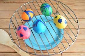 Украшение пасхальных яиц (мастер класс) - фото шаг 6