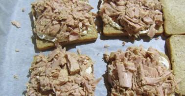 Английские сэндвичи - фото шаг 7