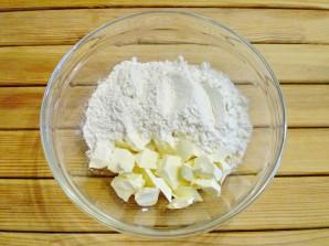 Печенье с начинкой - фото шаг 2