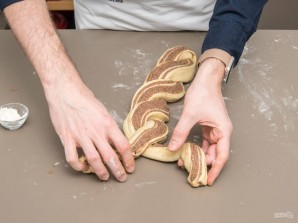 Немецкий ореховый хлеб - фото шаг 4