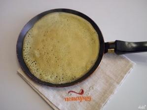 Вкусные блинчики на молоке - фото шаг 7