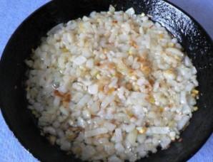 Суп из соленых грибов   - фото шаг 2