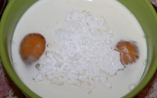 Песочный пирог с ягодами - фото шаг 5