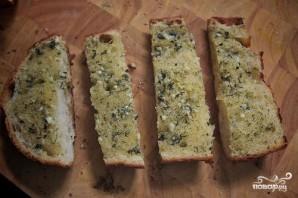 Чесночный хлеб - фото шаг 7