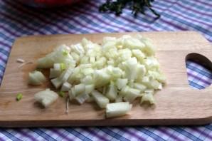 Салат с запеченными овощами - фото шаг 4
