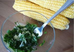 Кукуруза, запеченная в рукаве - фото шаг 1