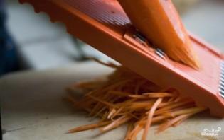 Кабачки с морковкой на зиму без стерилизации - фото шаг 2