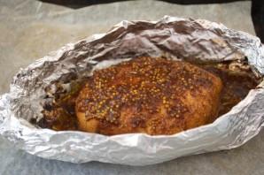 Куриная грудка под сыром - фото шаг 5
