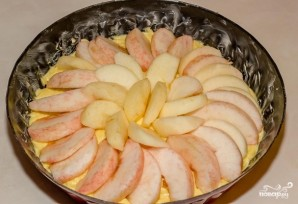 Пирог из творожного теста - фото шаг 8
