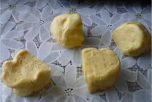 Пирожки с капустой и курицей - фото шаг 1