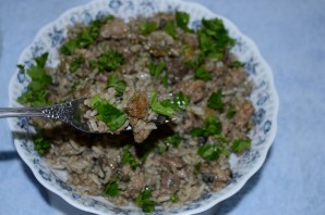 Рагу мясное с рисом и овощами - фото шаг 6