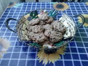 Овсяное печенье с сухофруктами - фото шаг 16