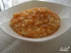 Рисовая каша с тыквой - фото шаг 5