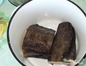 Рыбный суп из зубатки - фото шаг 1