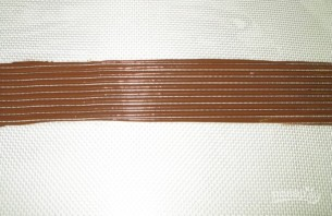 Спиральки из шоколада (мастер-класс) - фото шаг 1