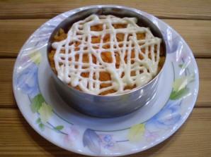 Слоеный грибной салат - фото шаг 6