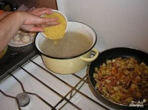 Суп полевой - фото шаг 11