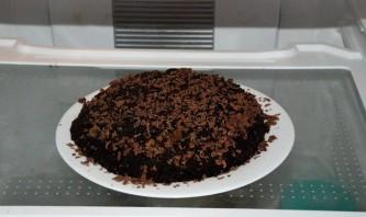 Торт за 10 минут - фото шаг 12