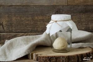 Пшеничная закваска - фото шаг 2