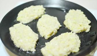 Диетические картофельные драники - фото шаг 5