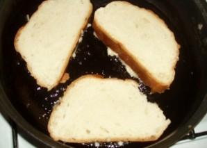 Бутерброды с колбасой и картошкой - фото шаг 7