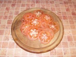 Камбала в духовке с картошкой - фото шаг 3