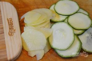 Чипсы из овощей и фруктов (мастер-класс) - фото шаг 3