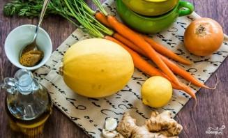 Пюре из тыквы и моркови - фото шаг 1