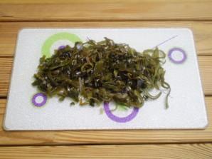Салат к жареной картошке - фото шаг 4