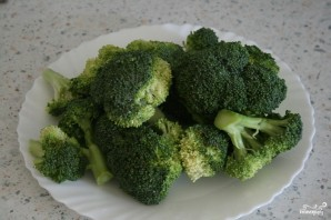 Суп овощной с брокколи - фото шаг 1