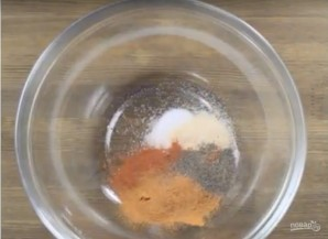Глазированный стейк из свинины - фото шаг 1