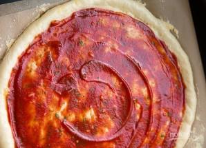 Пицца с пепперони - фото шаг 2