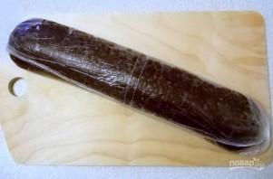 "Сладкая колбаска ""Баунти"" - фото шаг 7"