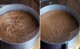 Торт шоколадно-муссовый - фото шаг 15