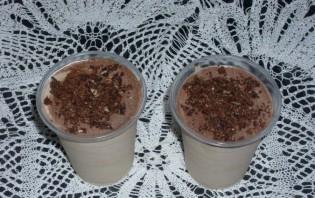 Мороженое в стаканчике - фото шаг 3