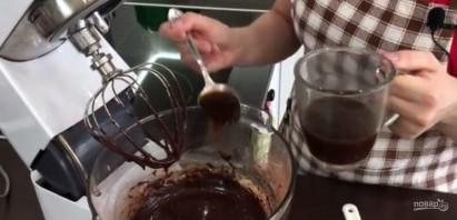 Ягодный торт с черничным муссом - фото шаг 1