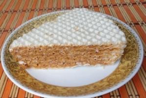 Крем для вафельных коржей - фото шаг 3