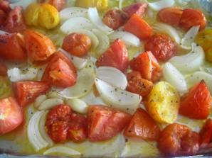 Рагу из помидоров - фото шаг 5