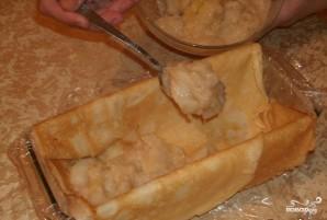 Блинный торт с яблоками - фото шаг 3