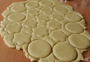 Классическое песочное печенье - фото шаг 4
