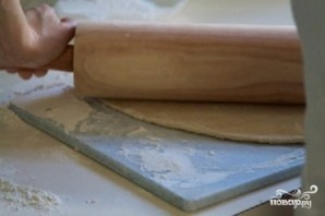 Хлеб Адзимка (Adzimka) - фото шаг 3