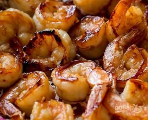 Креветки с соевым соусом и чесноком - фото шаг 2