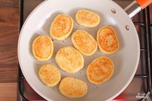 Сырники на скорую руку - фото шаг 6