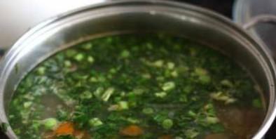 Суп с перловкой и говядиной - фото шаг 4