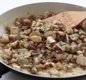Чечевица с мясом в горшочке - фото шаг 3