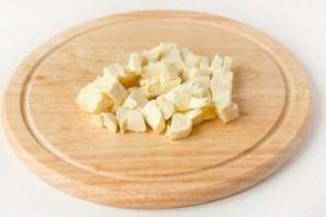 Салат с маслинами и помидорами - фото шаг 2