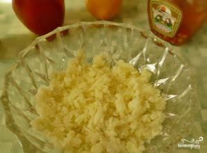 Салат с маринованными шампиньонами - фото шаг 1
