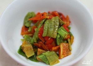 Жареная говядина с овощами - фото шаг 5