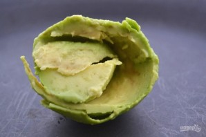 Закуска с авокадо - фото шаг 1